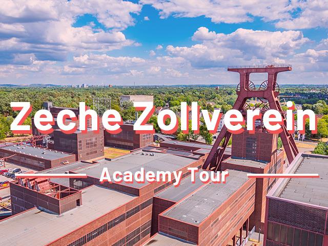 UNESCO-Welterbe Zeche und Kokerei Zollverein in Essen